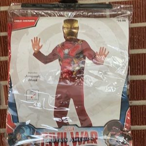 "Marvel captain America civil war ""iron man"""